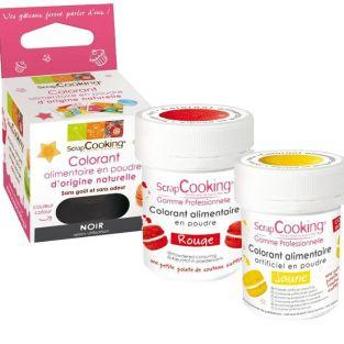 Kits de colorants alimentaires - Drapeau allemand