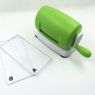 Small embossing machine + 2...