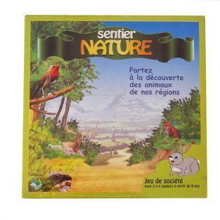 Juego de mesa Nature Trail (en francés)