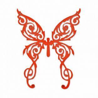 Troqueles de corte Sizzix - Mariposa