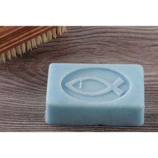 Tampon caoutchouc pour savon à faire soi-même - Poisson