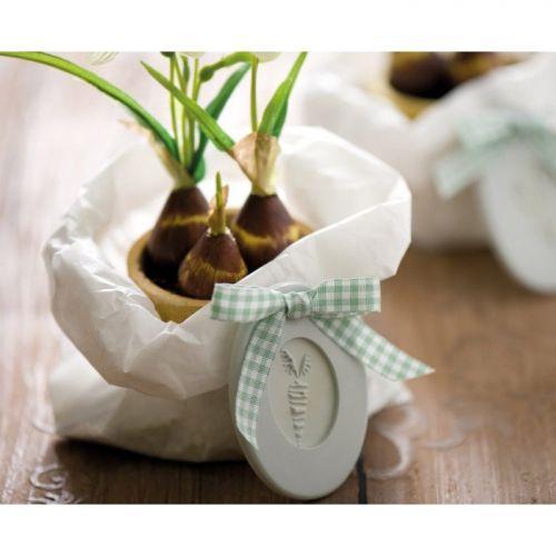Tampons caoutchouc pour savon à faire soi-même x 2 - Lapin & carotte