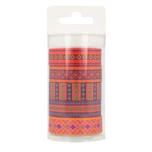 5 Masking Tapes 5 m - motifs Alpaga