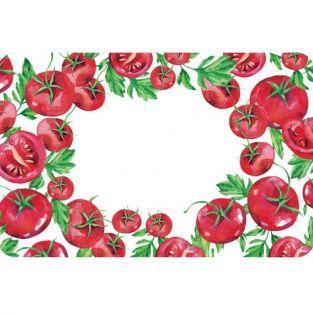 100 étiquettes pour conserves et confitures - Tomates
