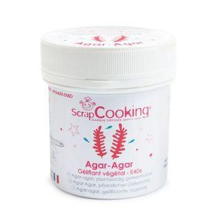 Agar-agar en poudre 35 g