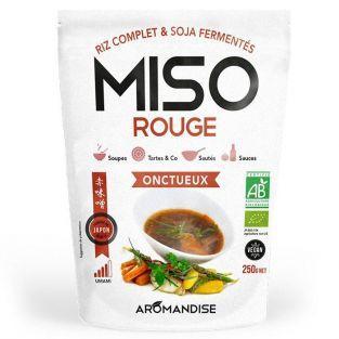 Miso rojo untuoso - 250 g