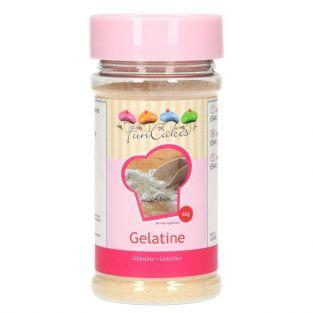 Gélatine en poudre FunCakes - 60 g