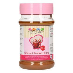 FunCakes Hazelnut Praline Filling 325 g