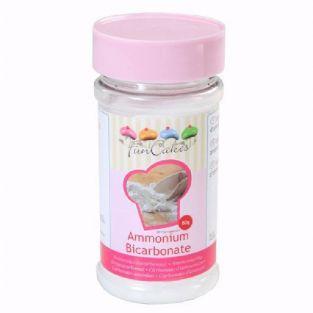 Bicarbonate d'ammonium pour pâtisserie FunCakes - 80 g