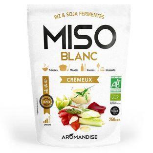 Miso blanc crémeux - 250 g
