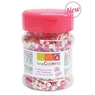 Sweet decorations 50 g - Spring