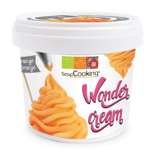 Wonder cream orange - pot 150 g