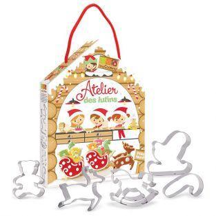 Kit de pastelería Duendes