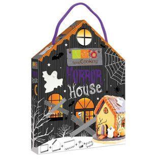 Kit découpoirs en inox Horror house