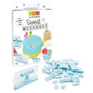 Kit de pastelería - Sweet messages