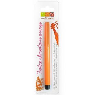 Food colouring pen - Orange