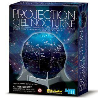 Juego educativo científico - Proyector de estrellas
