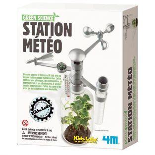 Science discovery box - Multifunction weather station