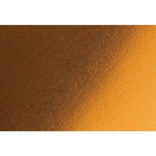 Tissu thermocollant 20 x 15 cm - Effet métal bronze