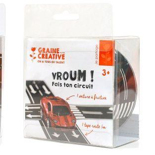 Masking tape Circuito de auto - 5 m x 4,8 cm