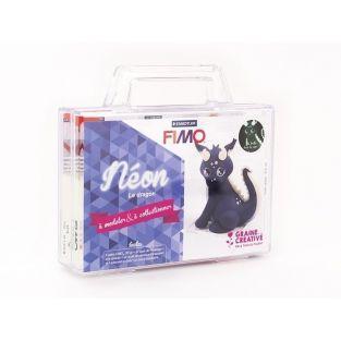 Coffret de modelage FIMO pour enfants - Dragon