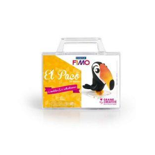 Coffret de modelage FIMO pour enfants - Toucan