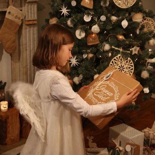 Matrice de découpe Joyeux Noël 9 x 13,7 cm