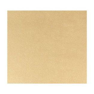 Polipiel - Cuero sintético 30 x 30 cm x 1,2 mm - Dorado