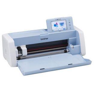 Brother Plóter de corte con escáner ScanNCut Deluxe SDX1200