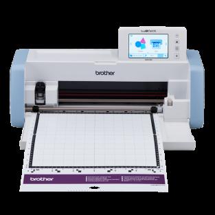 Brother Plóter de corte con escáner ScanNCut Deluxe SDX1000