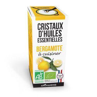 Cristales de aceites esenciales - Bergamota