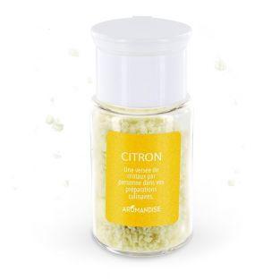 Cristaux d'huiles essentielles Citron