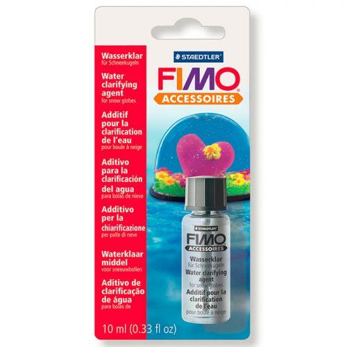 Water clarifying agent for snow globes 10 ml
