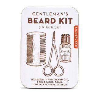 Kit cuidado de la barba