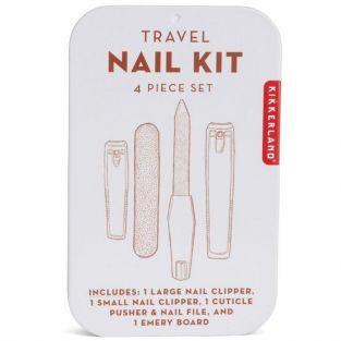 Kit manicura de viaje