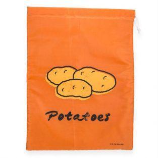Bolsa de patata en tejido 26,5 x 36,5 cm