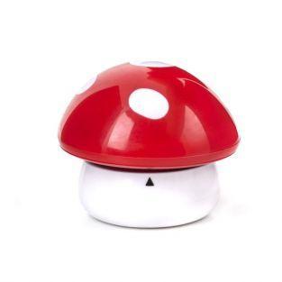 Mushroom kitchen timer - 60 minutes