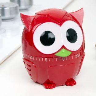Owl kitchen timer - 60 minutes