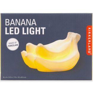 Lámpara LED Plátano