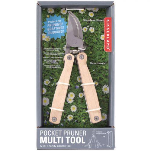 Sécateur de poche multi-outils