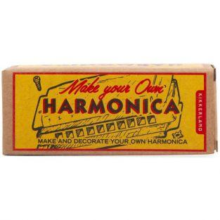 DIY Make your own Harmonica