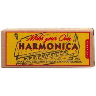 Harmonica para hacer en casa