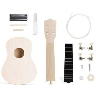 DIY Make your own Ukulele