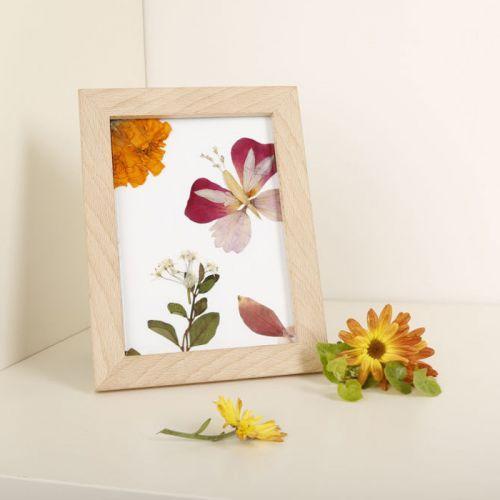 Cadre en bois pour Herbier 13 x 17 cm