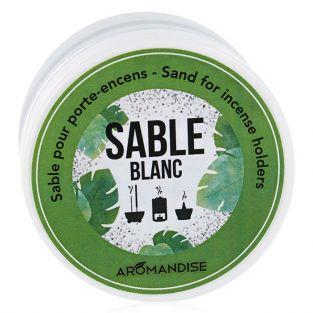 Sable blanc pour porte-encens - 100 g