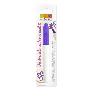 Food coloring marker - Purple