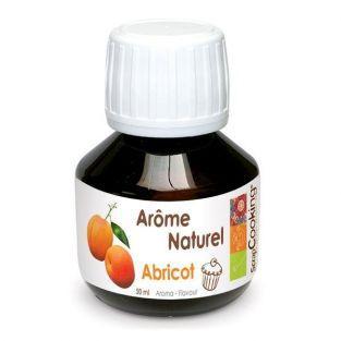 Arôme naturel abricot 50 ml