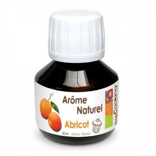 Natural apricot flavor - 50 ml