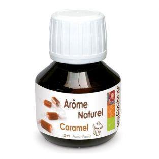 Natural caramel flavor - 50 ml