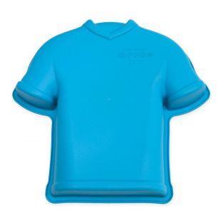 Molde de pastel de silicona Camiseta de fútbol
